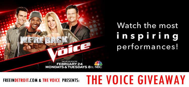 The Voice – Most Inspiring Moments & Apparel #Giveaway
