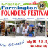 Greater Farmington Founders Festival is the Farmington