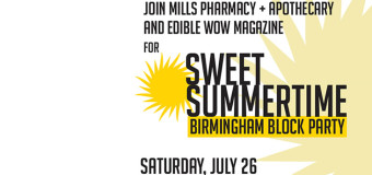 Mills Pharmacy + Apothecary hosts block party in Birmingham