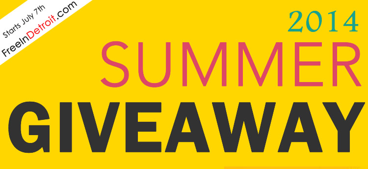 The 2014 Summer Giveaway