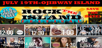 Rock The Island Festival 2014 – a Free Music Festival