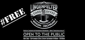 FREE Lingenfelter Cars and Coffee Saturday Wixom Michigan #Carshow #Motorcity