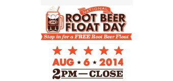August 6th is National Root Beer Float Day