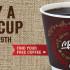 Get free McDonald's coffee