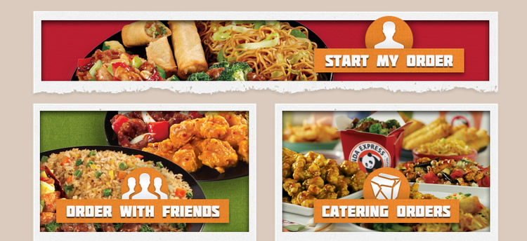 FREE entree at Panda Express