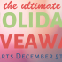 Holiday Giveaway Free in Detroit 2014 #Holiday #Giveaway #ChristmasGiveaway