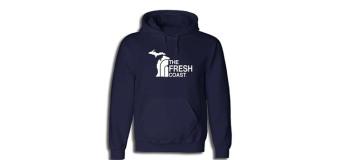Apparel Giveaway : Win A Michigan Fresh Coast Hoodie by Livnfresh