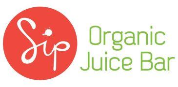 Sip Organic Juice Bar Novi 100% Organic made with LOve