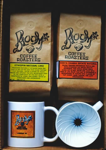 Win 1 of 2 Coffee Gift Boxes from Bloom Coffee Roasters