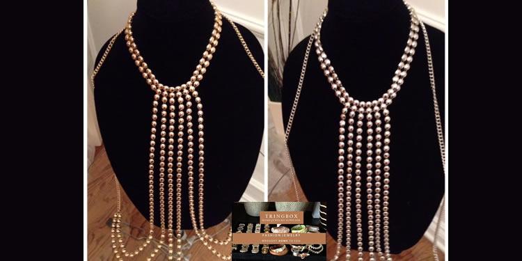 Win A Body Necklace From TringBox Jewelry ( 2 Winners)
