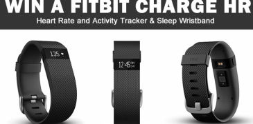 Win A Fitbit Charge HR Heart Rate and Activity Tracker FreeInDetroit giveaway 2015