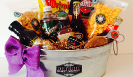 Win a Gourmet Gift Basket From the Detroit Basket Company