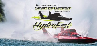 Win Tickets to The 2015 UAW-GM Spirit of Detroit Hydrofest