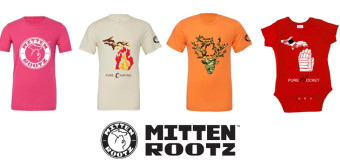 Mitten Rootz Apparel Giveaway – Win T shirts For Your Family & Pets