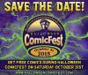 Halloween ComicFest 2015: FREE Comics on 10/31