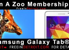 Want to win a Zoo membership?