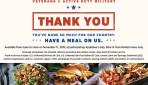 Veterans Day 2015 deals, freebies for military: Applebee's, Starbucks, Cracker Barrel, Hooters
