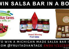 Ends At Midnight – Award Winning Salsa GiftBox