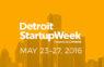 Detroit Startup Week 2016 FreeInDetroit