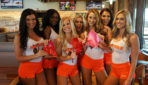 Free Wings at Hooters this Valentine's Day